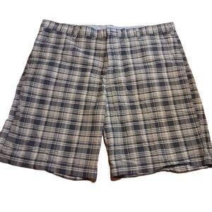 Nautica Mens Black Summer Shorts M128